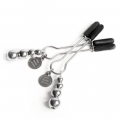 50 Shades of Grey - Zaciski na sutki - Adjustable Nipple Clamps