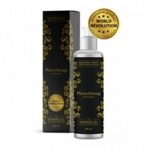 Olejek do Masażu PheroStrong for Women Massage Oil 100ml