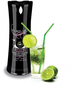 Lubrykant silikonowy mohito - Voulez-Vous... Silicone Lubricant Mojito
