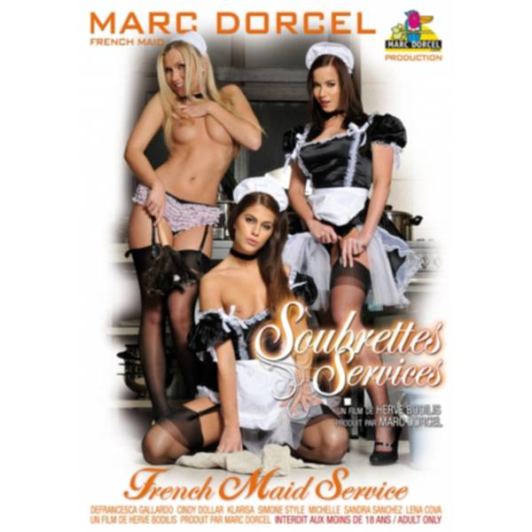 Film erotyczny DVD Marc Dorcel - Claire & Cara at your service