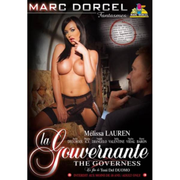Film erotyczny DVD Marc Dorcel - The Governess