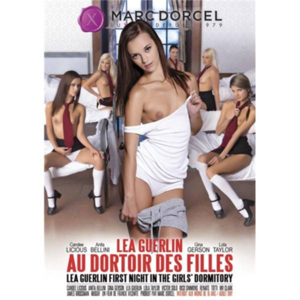 Film erotyczny DVD Marc Dorcel - Lea Guerlin, first Night in the Girls Dormitory