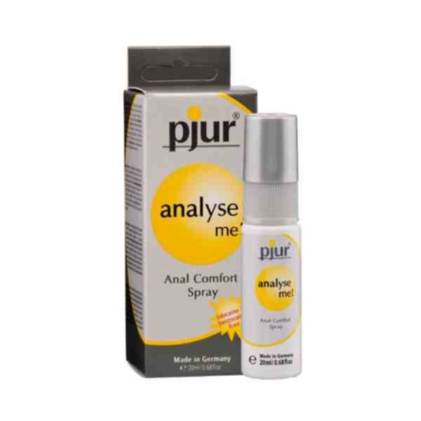 Lubrykant analny w sprayu Pjur Analyse Me! 20 ml