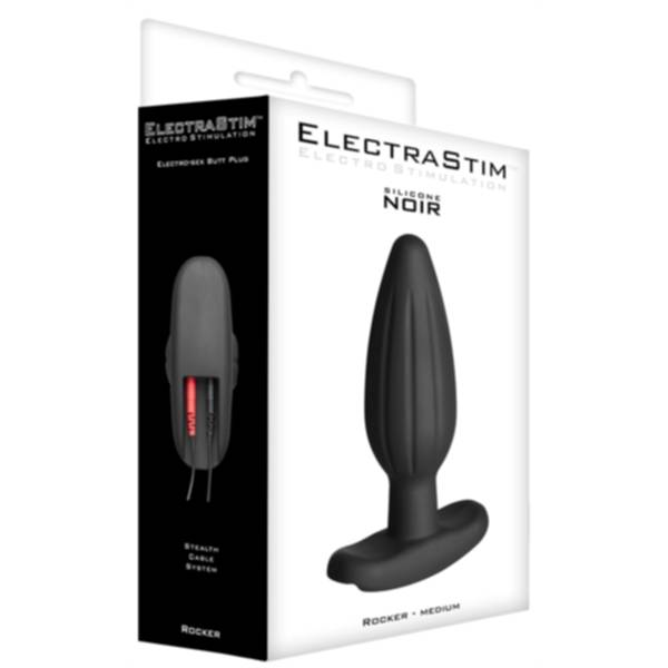Korek analny do elektrostymulacji ElectraStim Rocker Medium